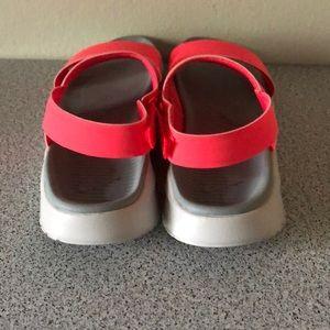 Nike Shoes - Pink Nike Tanjun Sandals